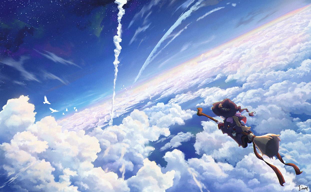 雲海×魔女×箒で飛ぶ.jpg